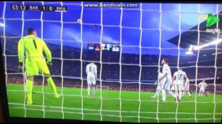 Real Madrid(Ramos) vs FC Barcelona(Suarez) 1-1  03.12.2016  Goals[Full HD]