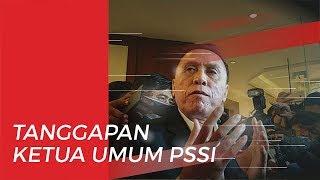 Tanggapan Ketua Umum PSSI terhadap Kemenangan Timnas U-22 atas Iran