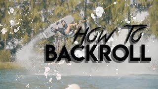 HOW TO DO A BACKROLL! Trick Tutorial Tuesdays   The Peacock Brothers