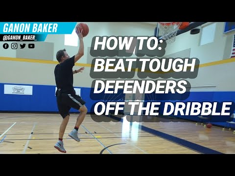 How To: Get To The Rim Against Tough Defenders & Create More Scoring Opportunities