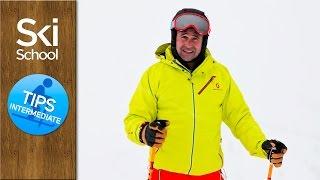 #17 Ski Intermediate – Skiing in flat light