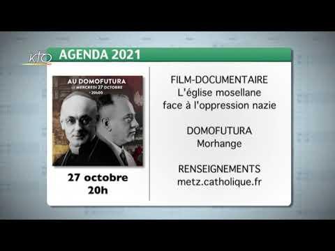 Agenda du 18 octobre 2021