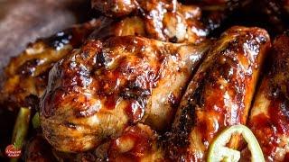 18+ CHICKEN WINGS – SUPER HOT BBQ SAUCE!