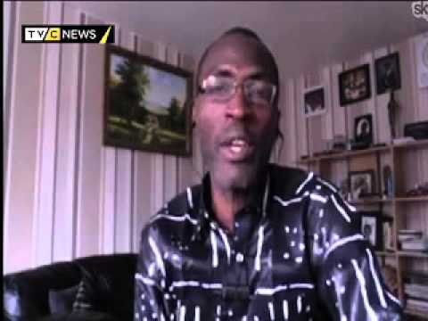 Interview with Ogundamisi