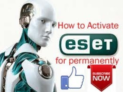 How To Activate ESET Internet Security Mp3