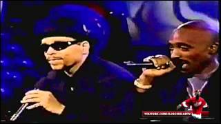 """2pac - Live on Saturday Night Special with Ice T (Full Episode) performs """"Only God can Judge Me"""""""
