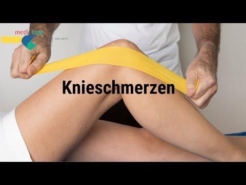 Knie, wenn Hocke
