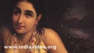 Damayanti by Raja Ravi Varma