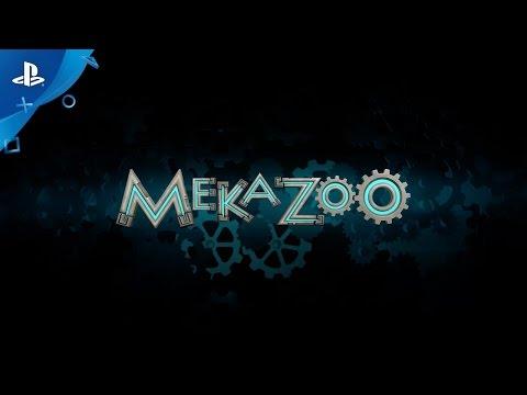 Mekazoo - Official Launch Teaser Trailer | PS4 thumbnail