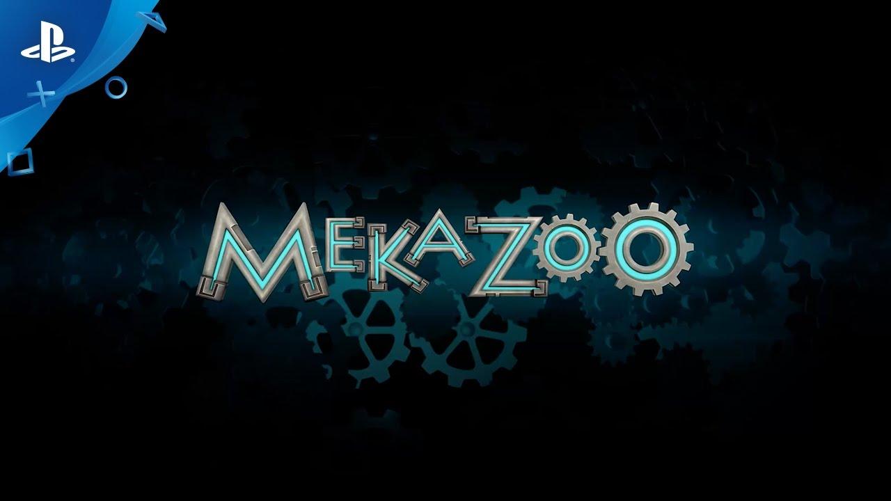 Step Inside the Vibrant Neon World of Mekazoo on November 15