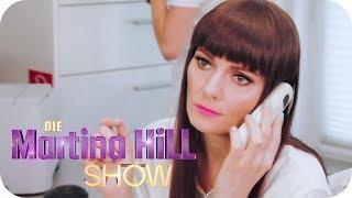 Zahnarzthelferin: Larissa testet Berufe [subtitled] | Die Martina Hill Show | SAT.1 TV