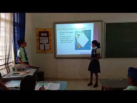 POWER POINT PRESENTATION ACTIVITY (GRADE VI)