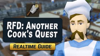 RS3: Recipe for Disaster: Another Cook's Quest – 2020 Quest Guide (Real Time) – RuneScape