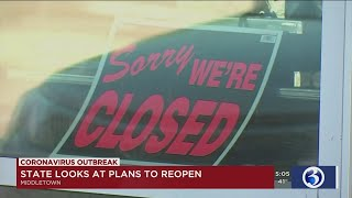 VIDEO: State looks at plans to reopen