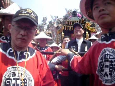 2011年 祖媽 早上起馬出廟 農曆三月十九 北港迎媽祖 - 北港迎媽祖