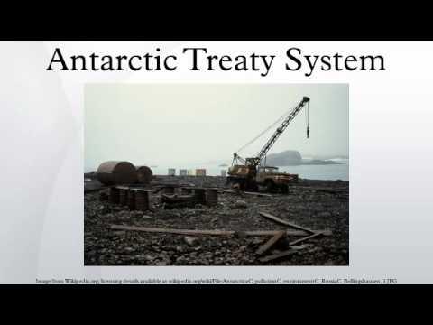 Antarctic Treaty System
