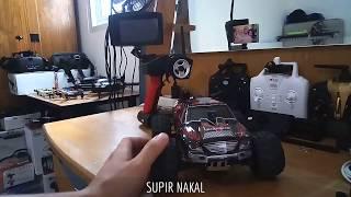 WLtoys Vortex A979 Skala1:18 - Modifikasi Pasang FPV Di RC Car wl toys