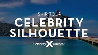 Celebrity Silhouette: Ship Tour