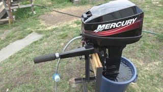 Лодочный мотор меркури 9.9 отзывы