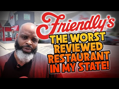 Daym Drops Eats At WORST Reviewed Dinner Restaurant