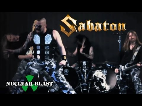 Sabaton Tour 2017 video