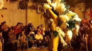 preview picture of video 'desfile carnaval 2014 san jose de mayo  uruguay'