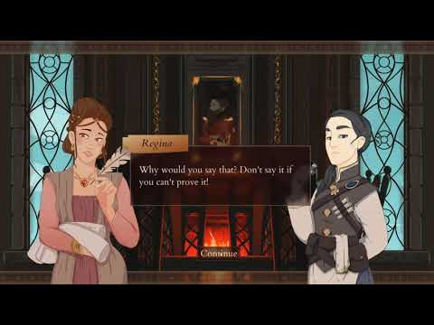 Court of Ashes Gameplay (PC Game)