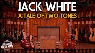 Jack White: A Tale Of Two Tones