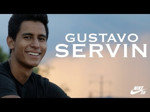 Gustavo Servin | Skateboarding Ciento Por Ciento | Nike SB Mexico