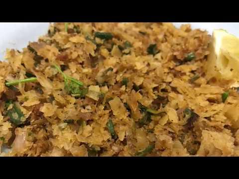 Kothu Parotta Recipe | Vegetarian Recipe