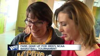 Fans Gear Up For Mens NCAA Basketball Tournament