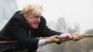 video: Boris Johnson's big personality is the perfect antidote to Maybot fatigue