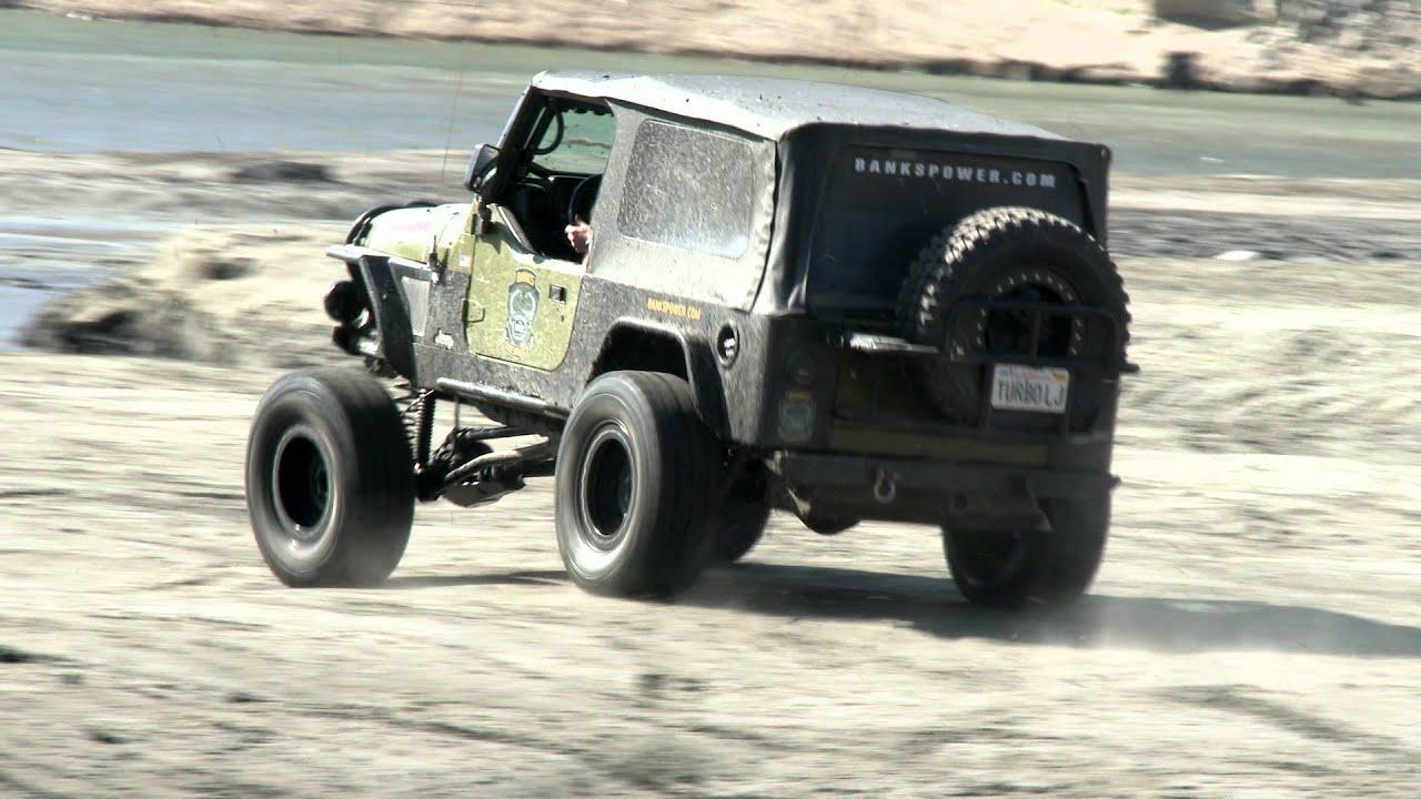 Banks Jeep Sidewinder Turbo