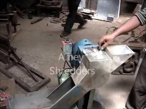 Shredder Parts Maintenance Service