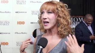 NEALB.tv: Whoopi Goldberg & Kathy Griffin - Moms Mabley Premiere