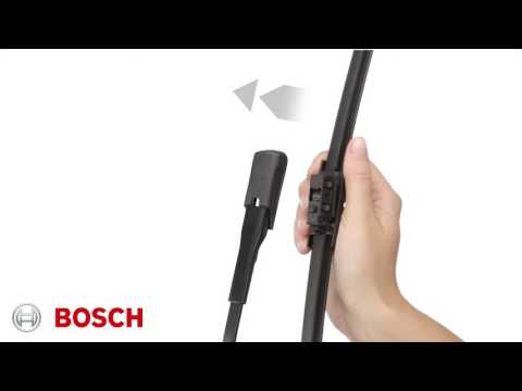 How To Fit Bosch A844S