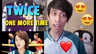 TWICE(트와이스)   'ONE MORE TIME' MUSIC VIDEO REACTION! SLAYED ONCE AGAIN!