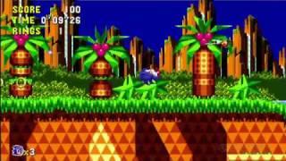 PAX 2011: Sonic CD - Announcement Trailer - (PC, PS3, Xbox 360, iOS)