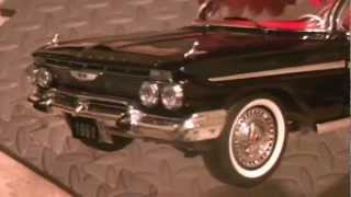 1961 Chevy Impala Super Sport Coupe 1:18 by SunStar Diecast