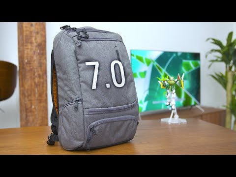 What's in my Gadget Backpack 7.0!