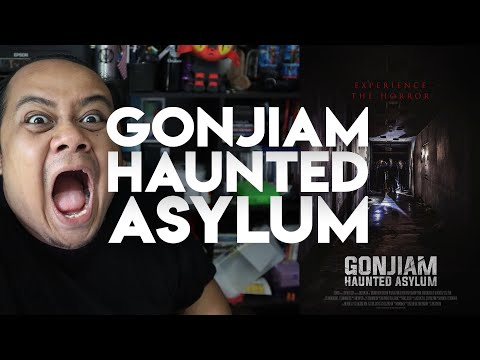 #ZHAFVLOG – DAY 111/365 – Gonjiam Haunted Asylum | Korean Movie Review | Horror Movie