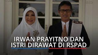 Positif Covid 19, Mantan Gubernur Sumbar Irwan Prayitno dan Istri Dirawat di RSPAD Jakarta