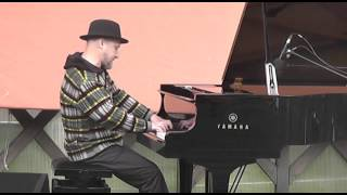 Piano Solo In The Park Museon Moscow 05 09 2015