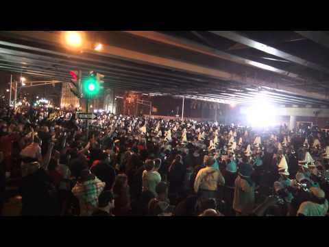 Talladega College @ Bacchus 2013 Under The Bridge