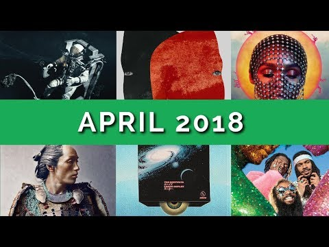 April 2018 / Album Review Roundup