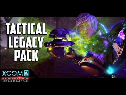 BARN BURNER Legacy Op - XCOM 2 Tactical Legacy Pack - Mission 6 of 7 - Gameplay Lets Play