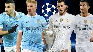 Real Madrid Vs Manchester City All Goals & Highlights HD 26/04/2016