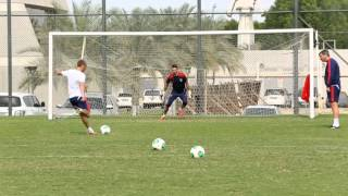 Денис Глушаков: как забить пенальти