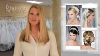 Wedding Expert Tips:How To Choose Bridal Hair Accessories