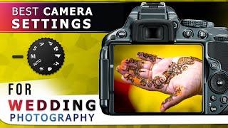 Wedding Photography Camera Settings & Tips   Sahil Dhalla